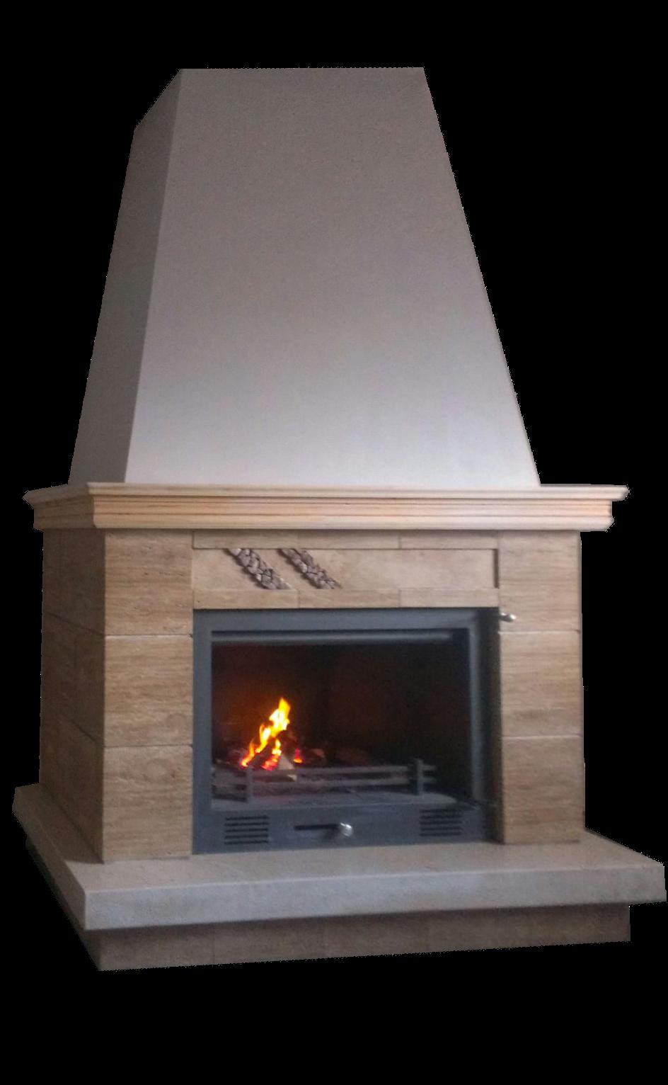 Comprar chimeneas hornos artesanos estufas barbacoas - Matachispas para chimeneas ...