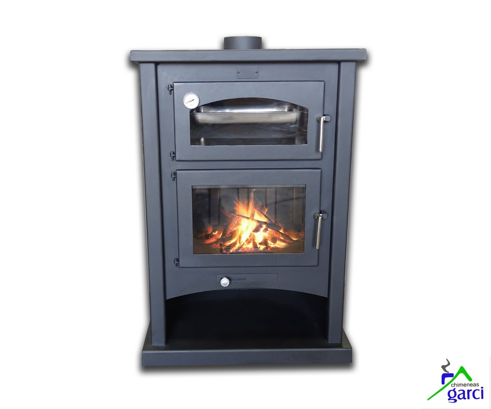 Chimeneas de lea en granada great affordable gratis with - Estufa lena leroy merlin ...